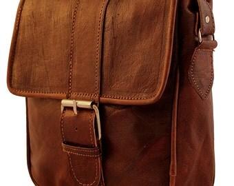 Lady bag handbag leather bag vintage natural leather, ladies shoulder bag, shopper, handbag, shoulder bag