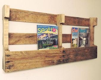 Display Shelf - Pallet Project