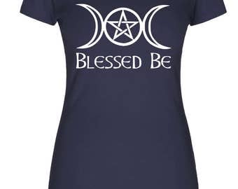 Pagan Wiccan t-shirts tee's Pentagram