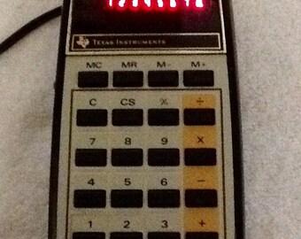 Texas Instruments T- 1250 calculator