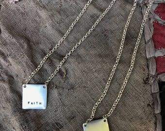 Collar de Aluminio Estampado
