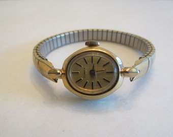 Lot of 2 Vintage Helbros & Timex Ladies Watches
