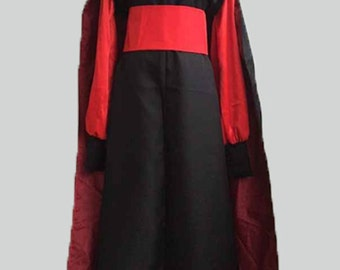 Aladdin And His Lamp Cosplay Wizard Jafar Cosplay Costumes