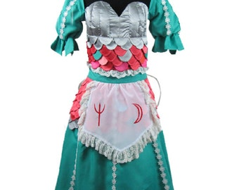 Alice Madness Returns Alice Dress Cosplay Costumes