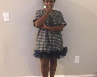 The 'Djibouti Preppy' Dress