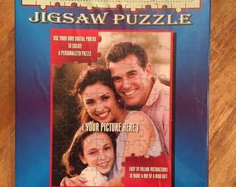 Sealed / Unopened Make Your Own Jigsaw Puzzle No 2005