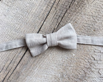 Boy Bow Tie, Newborn and Childrens Photography Prop,