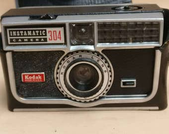 Vintage Kodak instamatic 304 camera