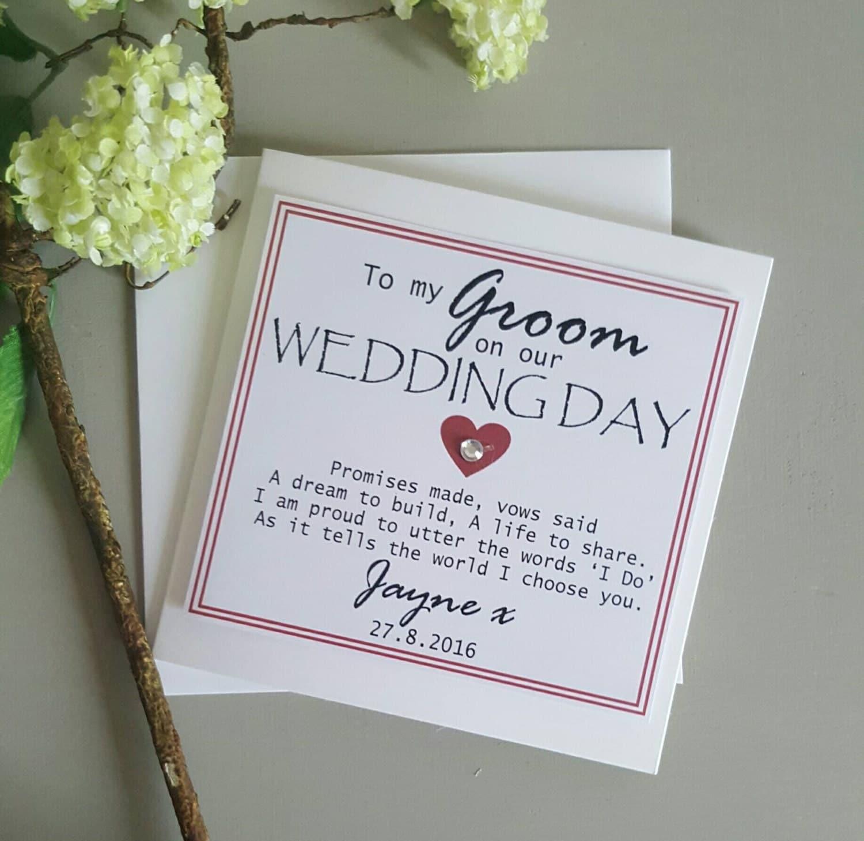 wedding card for groom groom wedding card bride and groom