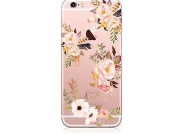 iPhone 7 case clear, iphone 7 case floral, iphone 7 clear case, iphone 7 case, iphone 7 plus case clear, iphone 7 plus floral case