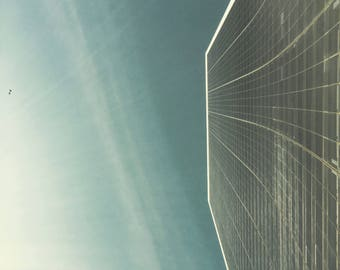 Space solar panel on 57th,NYC,photography,Frameshack,8x10,5x7,mothers day