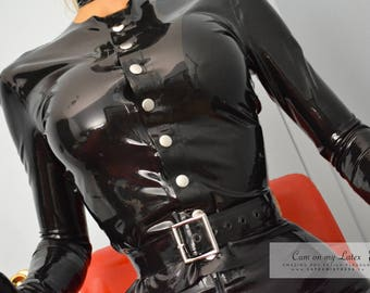 Latex MISTRESS Jacket 0.30mm/0.50mm