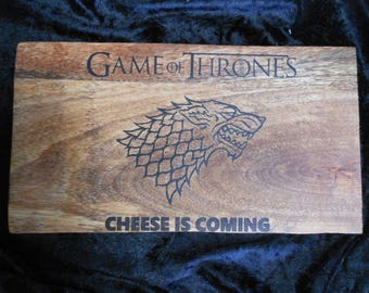 game of thrones cheese board