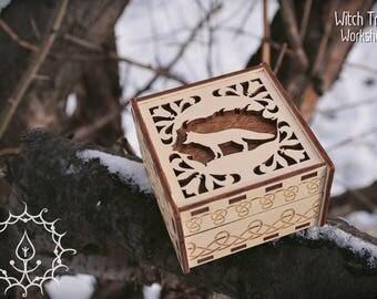 Totem fox rune set