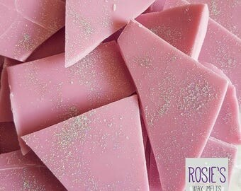 Raspberry Lemonade Soy Wax Brittle