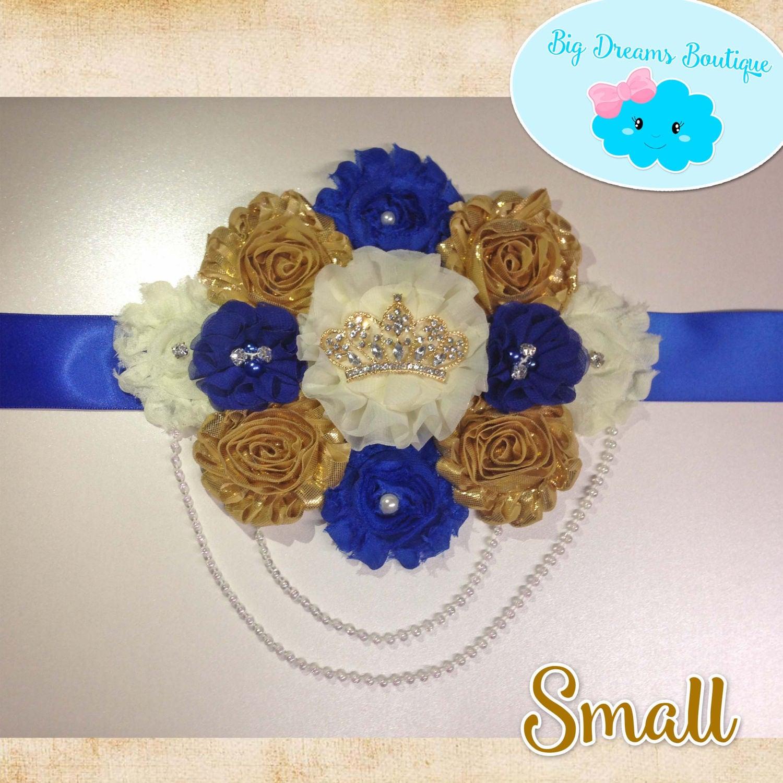 royal prince baby shower maternity sash maternity belt