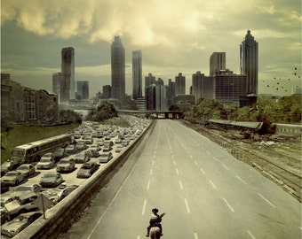 The Walking Dead Poster A5 A4 A3 A2 A1