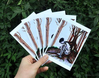 """Fine Art Print - After - 6x4"""" - Small Print"""