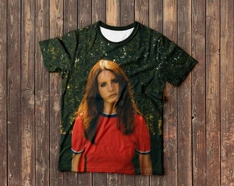 Lana Del Rey forest t-shirt shirt all sizes