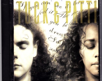 Jazz Windham Hill Dream by Tuck & Patti Easy Listening CD 1991 Very Pleasant SALE