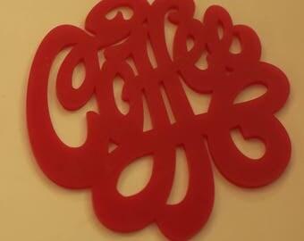 Coffee Coaster