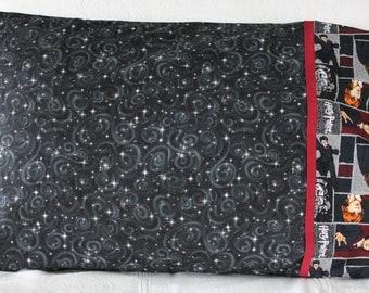 Harry Potter pillowcase