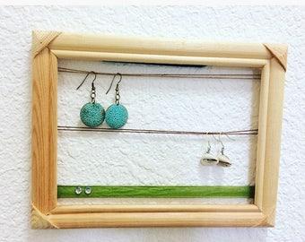 Picture Frame Earring Hanger