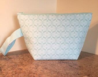 Makeup/Knitting/Crochet Project Bags
