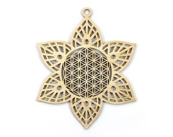 "Decoration ""Lotus"""