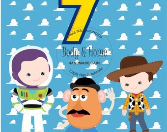 Toy Story Digital Clipart Clip Art