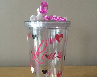 Personalised Name Tumbler/Cup Great for a gift