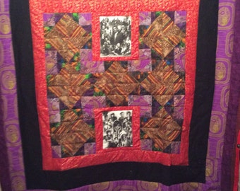 President and Michelle Obama Quilt