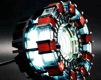 Tony stark ark reactor