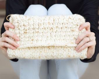 Knitting Bag Patterns Beginners : Crochet clutch Etsy