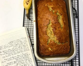 Meemaw's Best Banana Bread