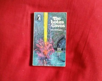 John Christopher - The Lotus Caves (Puffin Books 1971)