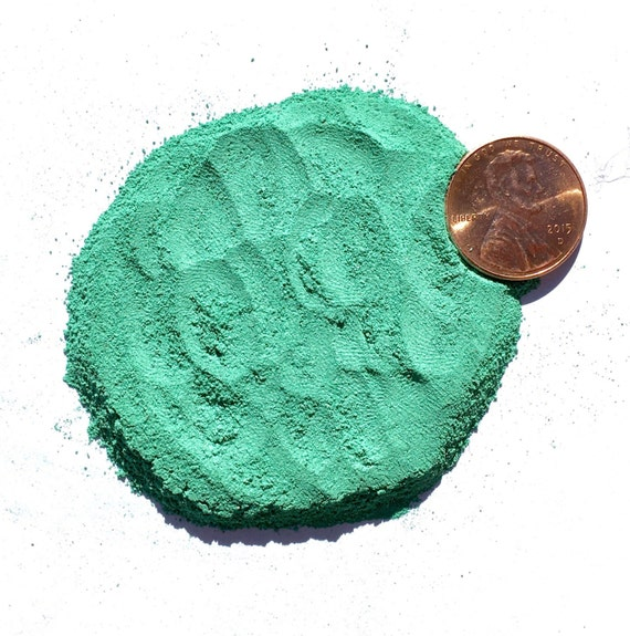 Crushed Marble Powder : Crushed malachite stone inlay powder ounce
