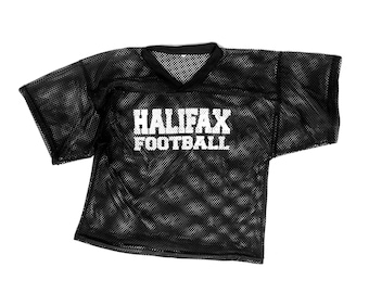 Halifax Football Sporty Mesh Jersey Top (Men's Size Large/Extra Large)