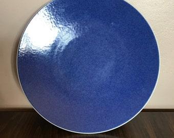 Sasaki Colorstone Sapphire Dinner Plates