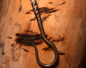 Twisted Hanging hook