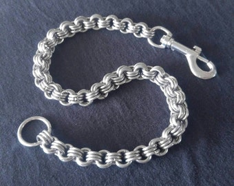 Walletchain - Chainmaille Stainless Steel Handmade