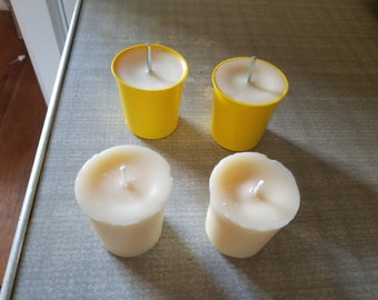 Vanilla Votive Candles