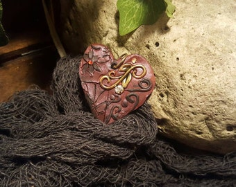 Hearts passion pendant