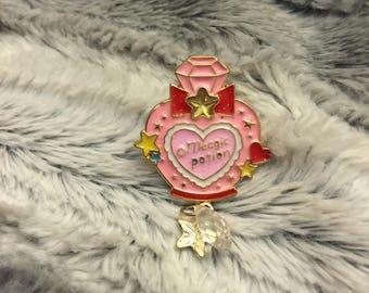 Magic potion pin, cute pin, kawaii pin, enamel pin
