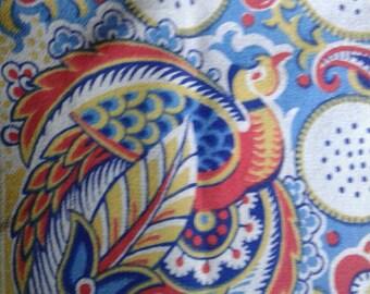 Beautiful crepe de chine handkerchief