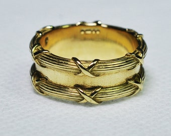 18ct Gold Ring by Theo Fennell