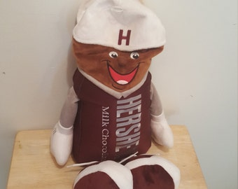 Hershey's Chocolate plush toy