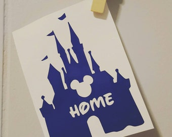 Disney Car Decal Disney Decal Disney Sticker Car Decal Walt Disney Car Decal Walt Disney Decal Walt Disney Sticker Disney Castle