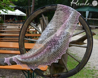 Stoles, Bridal shawls, Summerly, Kauni shoulder cloth with beads