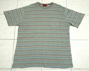 Rare!! Mr.Junko Designs Striped T-shirt